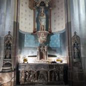 Chapelle de la Vierge - En cours de restauration