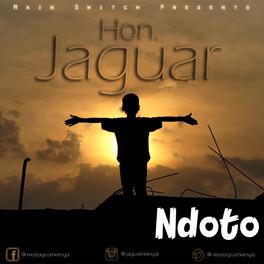 "Jaguar's latest single - ""Ndoto"""