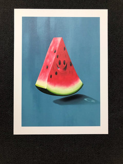 Mr. Watermelon