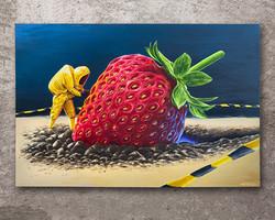 Strawberry Crash Landing
