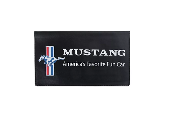 Funda Manual De Propietario Para Mustang 65 A 73