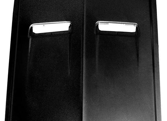 Mustang 67 68 Cofre Con Hoyos Para Direccionales Nuevo