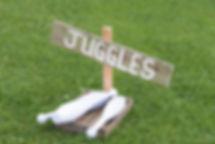 Vintage Games Juggles