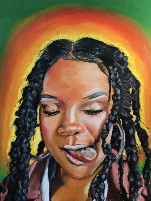 "RiRi ""Original"" Artwork"