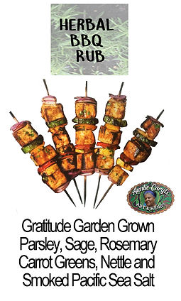 Auntie Caryl's Art and Herbs Herbal BBQ Rub label.jpg