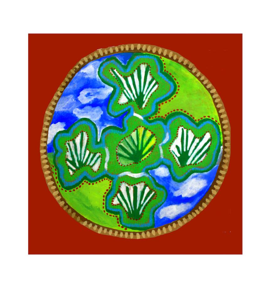 Everglades Mandala