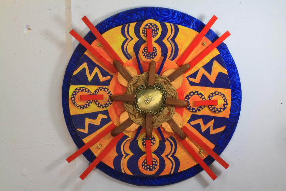 Sunlight Mandala