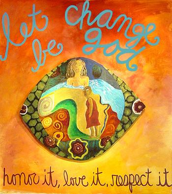 Through Generations-Let Change Be God