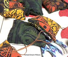 Dream Pillows - Auntie Caryl's Art & Her