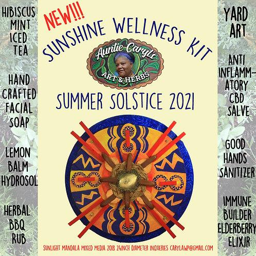 2021 Sunshine Wellness Kit