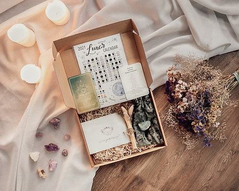 EARTH | SELF-CONFIDENCE Ritual box
