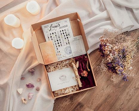FIRE | INNER STRENGTH Ritual box