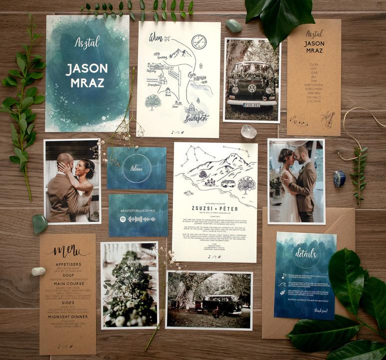 Wonder Brigi Design - Zsuzsi + Peter