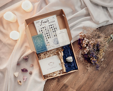 WATER | INNER PEACE Ritual box