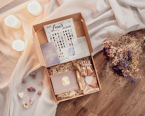AIR   RELEASE Ritual box