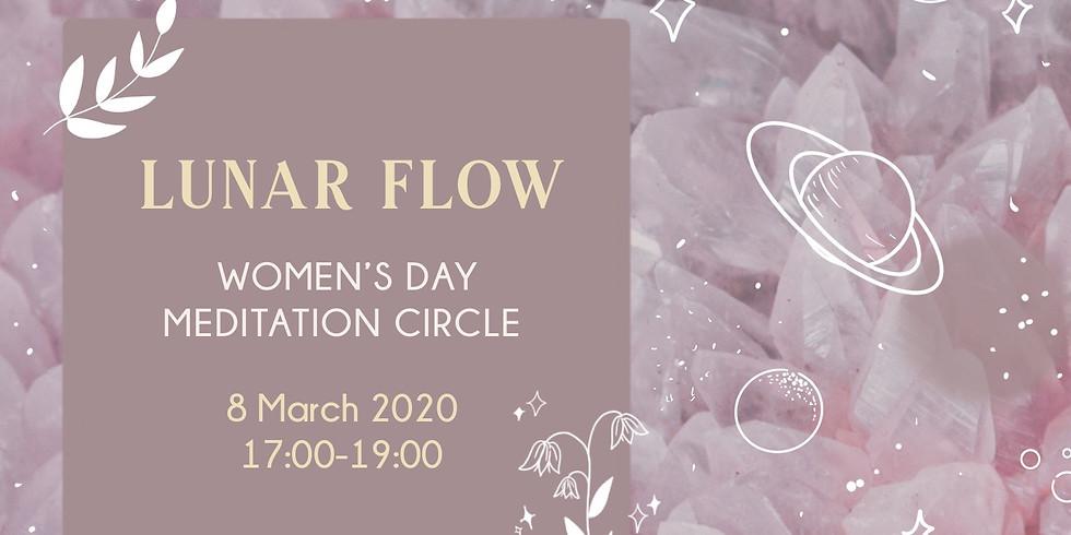 Lunar Flow ~ Women's Day Meditation Circle