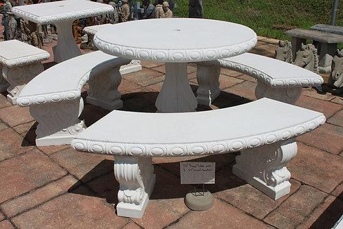 Precast Table Sets