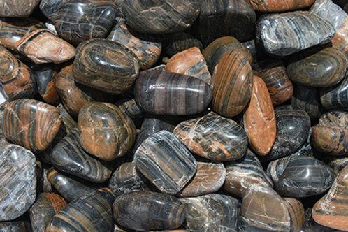 Bengal Beach Pebbles Polished