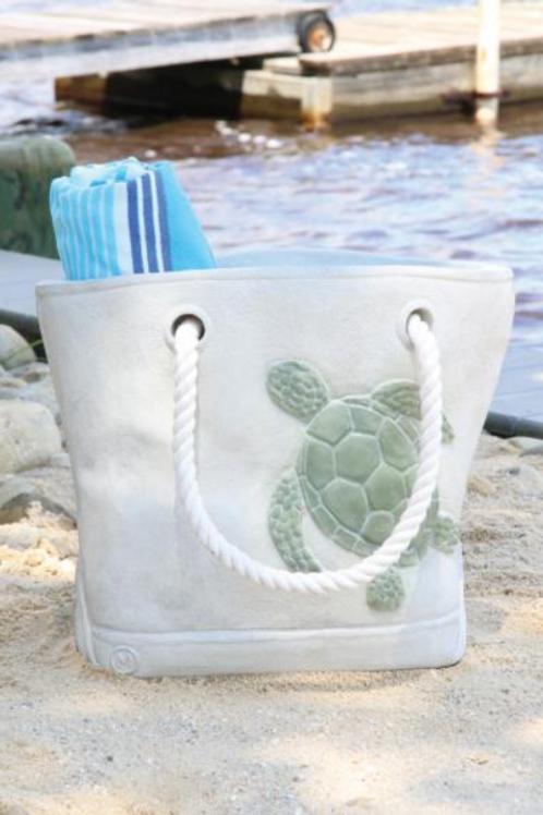 Sea Turtle Tote Planter