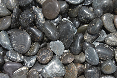 Mexican Beach Pebbles Polished
