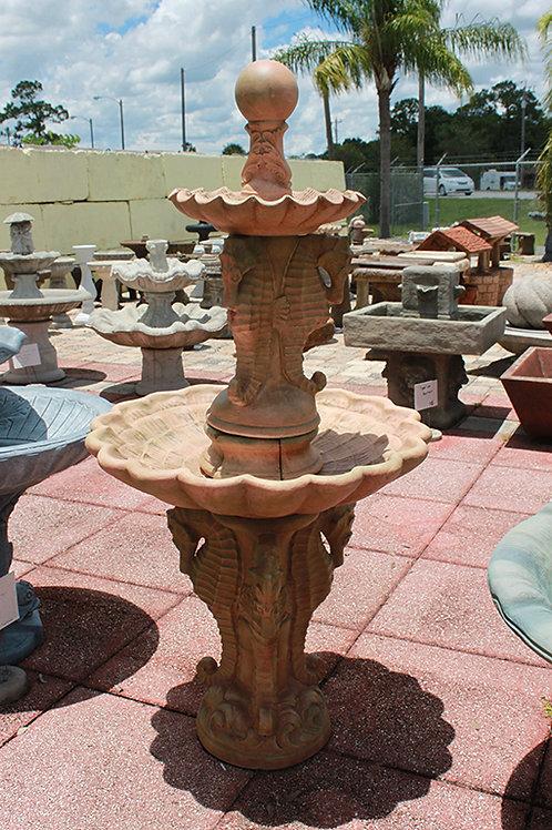 Seahorse Fountain