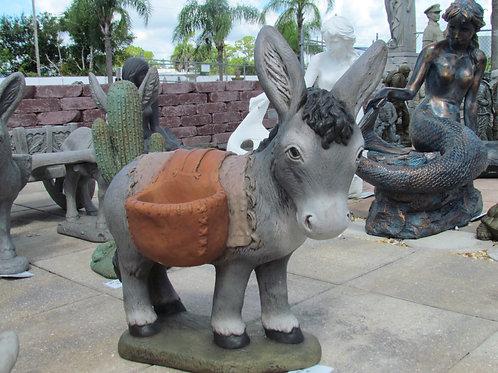 Donkey with Packs