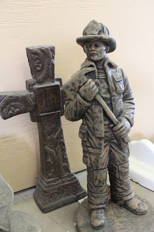 Fireman and Cross