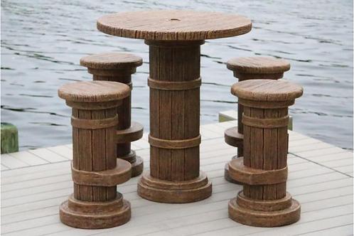 Castaway Table Set