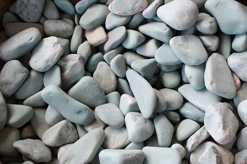 Sea Blue Tumbled