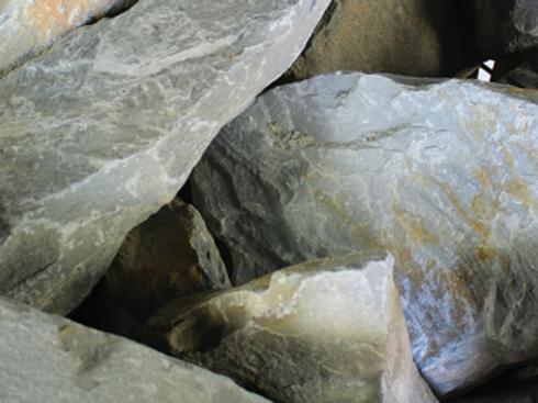 Blue Mountain Boulders