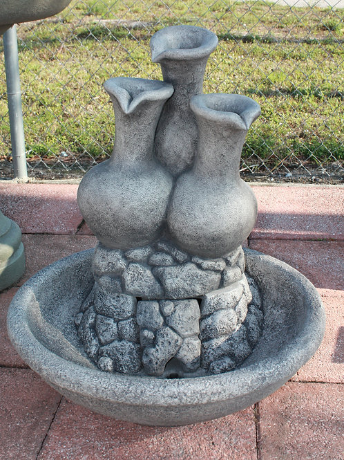 "30"" Milos Jug Fountain"