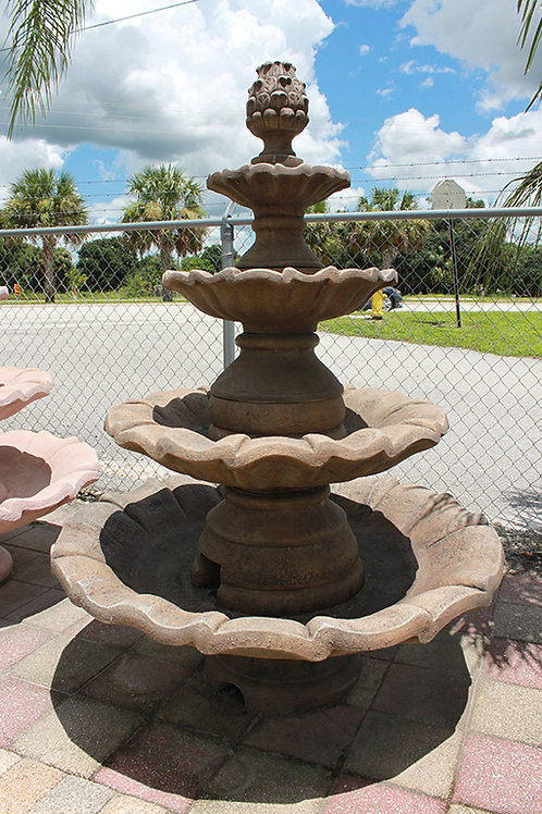 Large 4 Tier Fountain