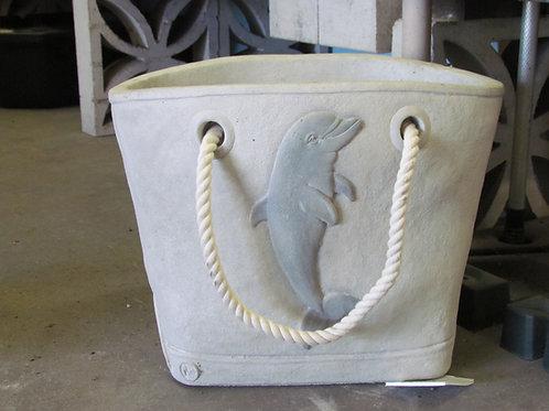 Dolphin Tote Planter