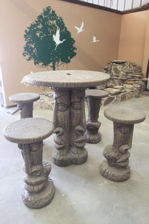 Tiki Table Set