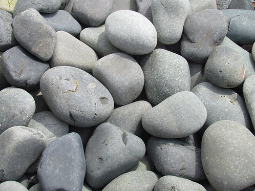 Mexican Beach Pebbles Unpolished