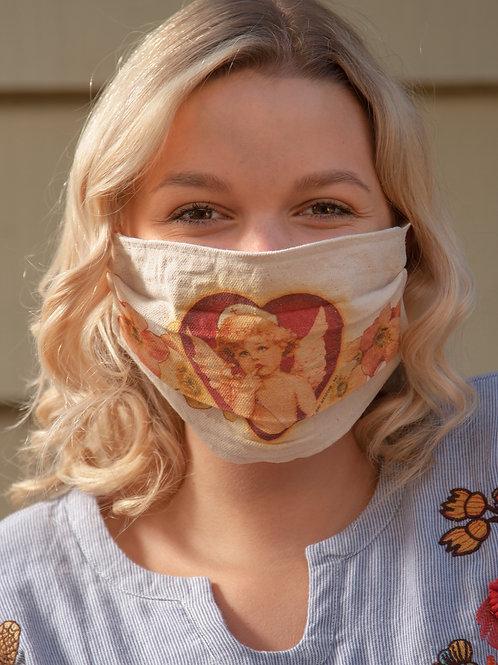 Nurse Angel Mask