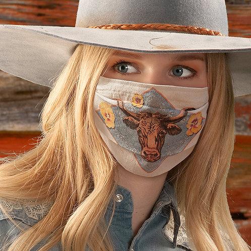 Steer Me Home Mask