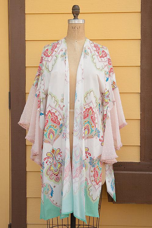 Ivy Jane Pink Kimono