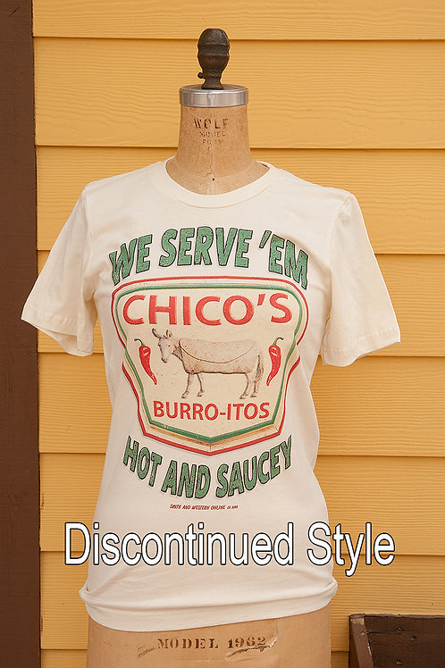 Chicos Burro-itos! Discontinued