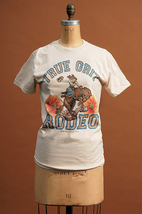 True Grit Rodeo on Ivory