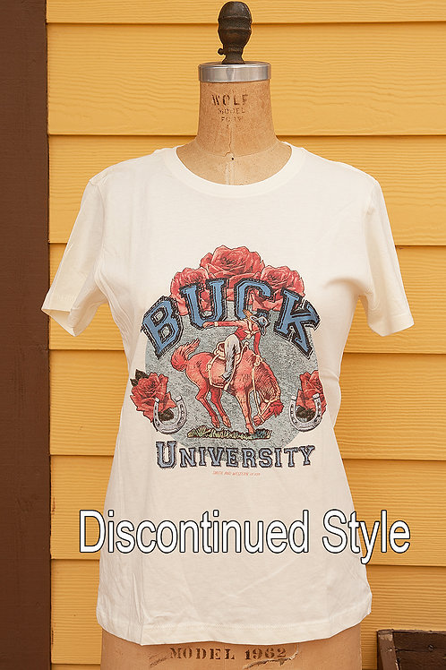 Blue Buck University Discontinued