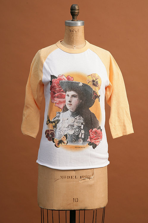 Annie Oakley Color BaseBall Tee