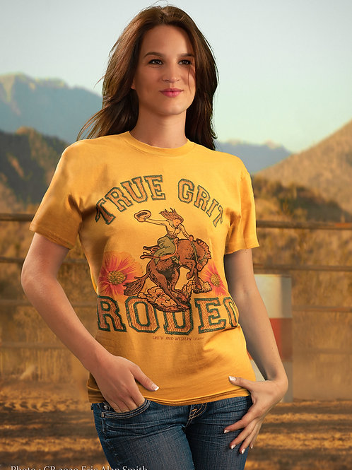 True Grit Rodeo on Mustard