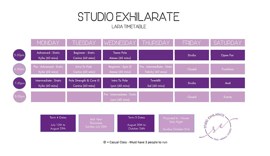 Studio Exhilarate Term 4 Timetable Lara.png