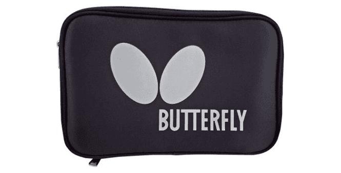 Butterfly Logo Case Double BLACK