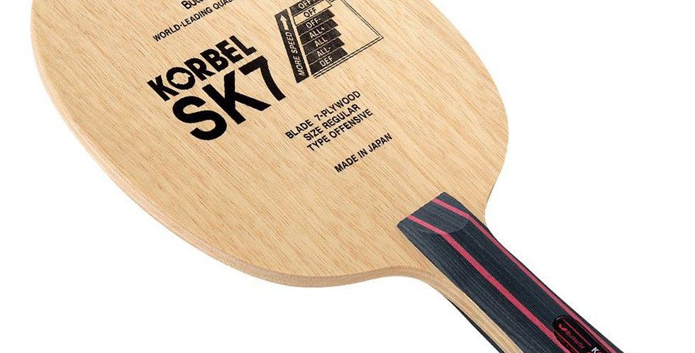 Butterfly Korbel SK7 Blade