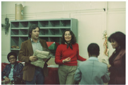 ED Mike Bush and Tonya Gonnella Frichner