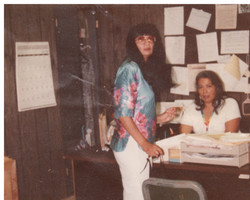 My mom and I think Norma Kennedy