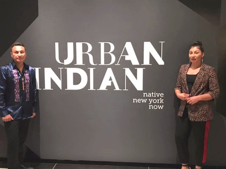 "Urban Indian: Native New York Now"" Opens at the Museum of the City of New York"