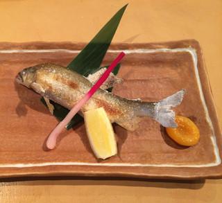 """Ayu"" Seasonal Japanese sweet fish"